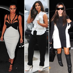 Were-Applauding-Kim-Kardashian-New-Chic-Monochrome-Makeover-Should-We-Thanking-Kanye-West (1)