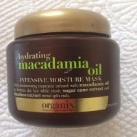 [Review] Organix: Macadamia Oil Intensive Moisture Mask