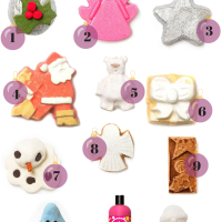 Christmas Lush Wishlist 2014